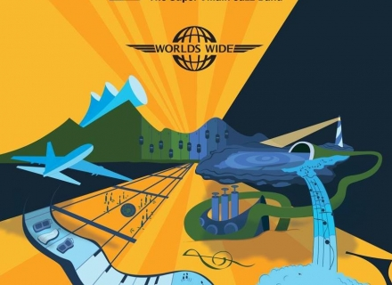 Matthew White Releases New Album, Worlds Wide