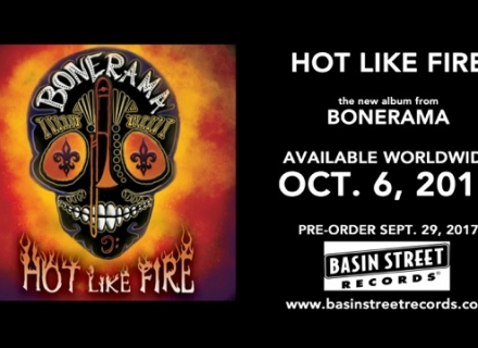 Bonerama Unveils New Album